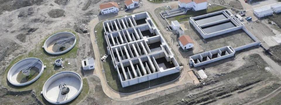 Waste Water Treatment Plant – Dimitrovgrad, Bulgaria